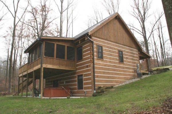 Brown County Log Cabin Rentals Indiana Log Cabins Hickory Ridge Cabin Rentals Log Cabin Rentals Cabin