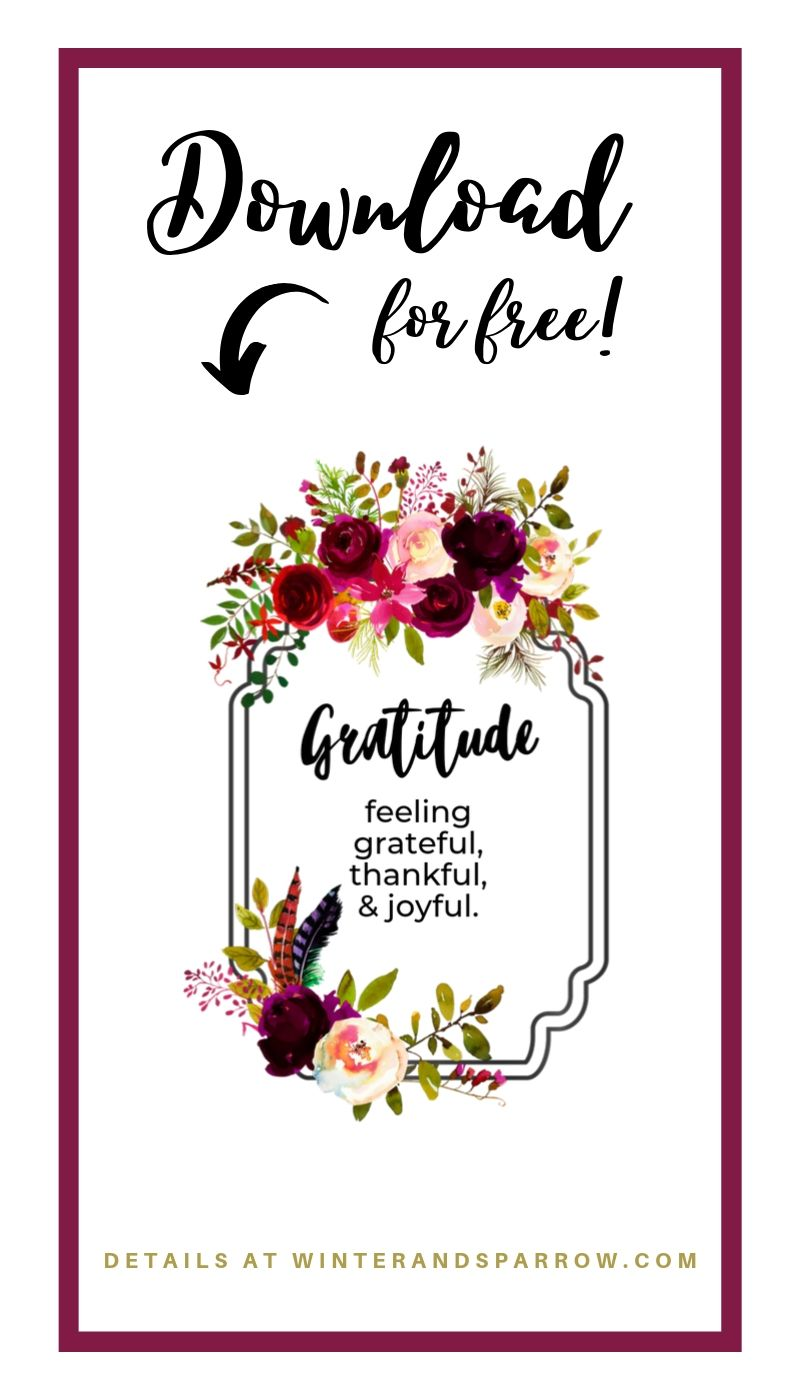 Photo of Download Free Vintage Thanksgiving Images + A Beautiful Gratitude Printable