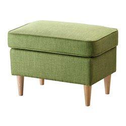IKEA - STRANDMON, Rahi, Skiftebo vihreä, , 10 vuoden takuu. Lisätietoja ja takuuehdot takuuvihkosessa.