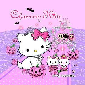 charmmy kitty halloween kawaii pinterest halloween