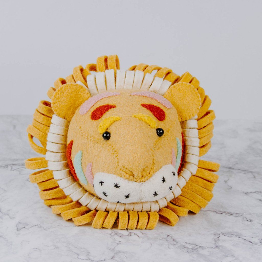 Pin on Animal head decor