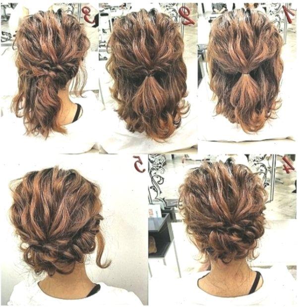 Elegante Einfache Frisuren Fur Kurze Dunne Haare Zu Hause Zu Tun Kurzefrisureneinfach Dnne Einfache In 2020 Short Wedding Hair Simple Prom Hair Short Hair Tutorial
