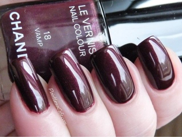 Chanel Vamp Nail Polish Cute Fingernails And Toenails Chanel
