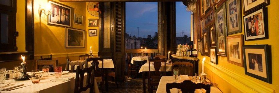La Guarida Havana Cuba The Most Atmospheric Restaurant I