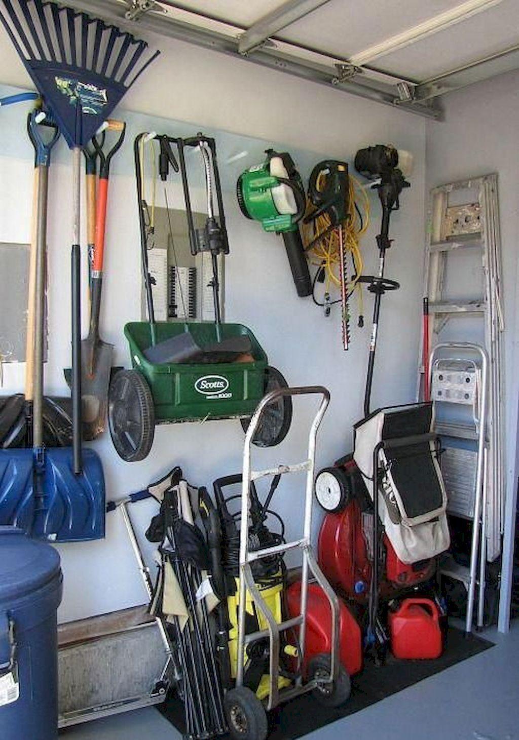 10 clever garage organization ideas garage organization on clever garage organization ideas id=86628