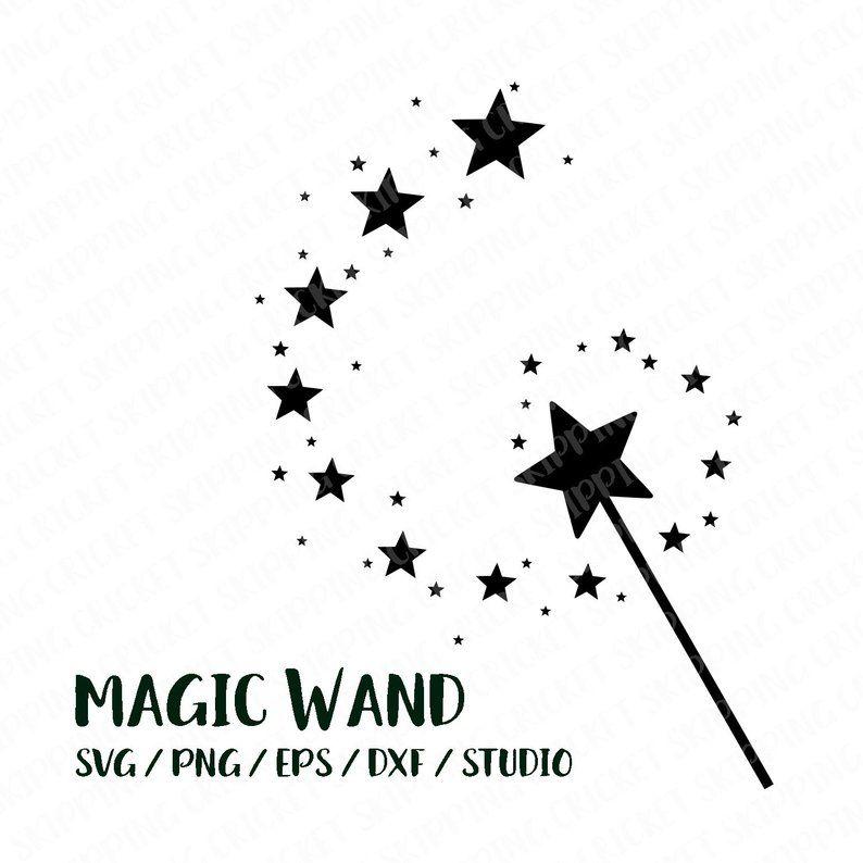49+ Magic wand clipart free info
