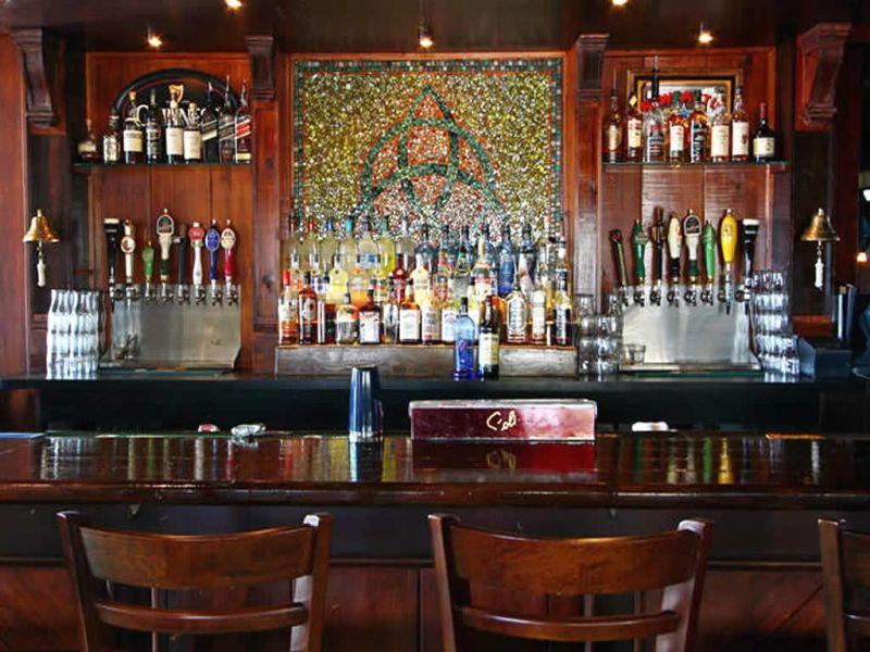 Pub Bar Hospitality Interior Design Of Fionn Maccools Irish Pub ...