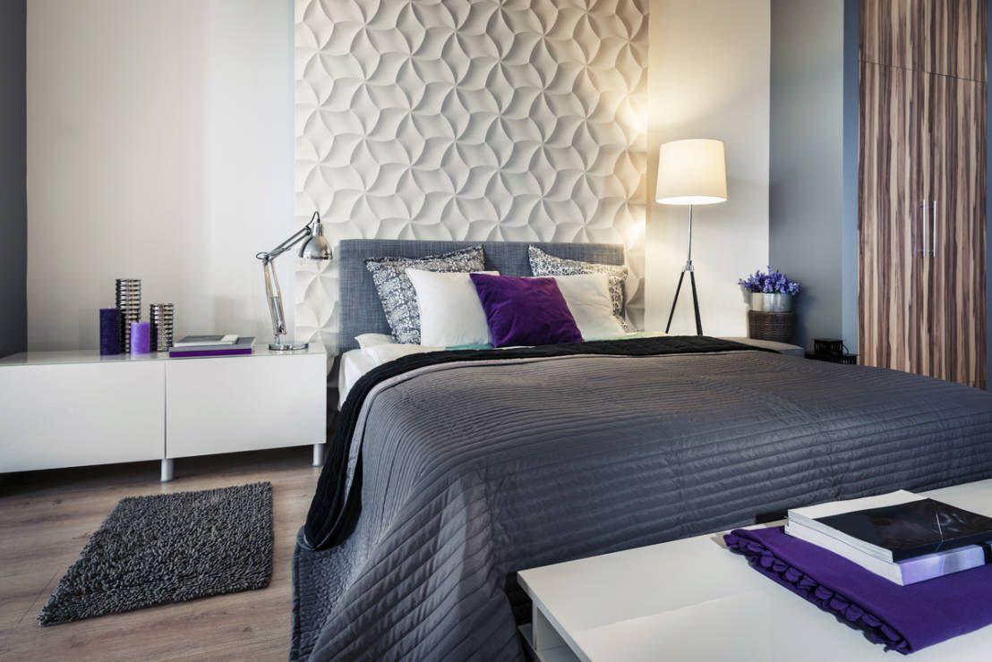 Dekorative 3d Wandpaneele Loft Design System Homify Schlafzimmer Gestalten Wandgestaltung Schlafzimmer Schlafzimmer Design