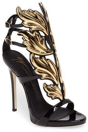 Giuseppe zanotti heels, Stiletto heels