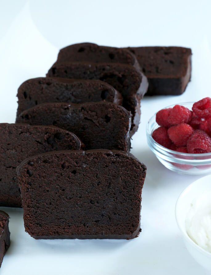 Recipes for chocolate pound cake