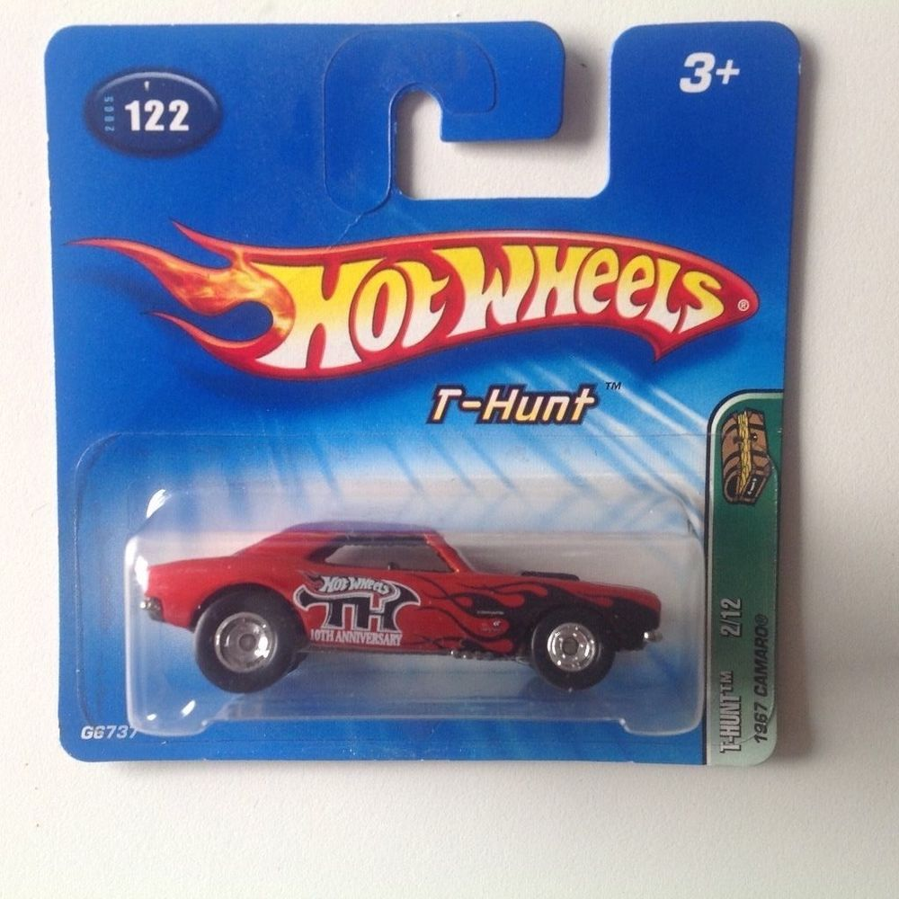 hot wheels th treasure hunt 1967 camaro in spielzeug. Black Bedroom Furniture Sets. Home Design Ideas