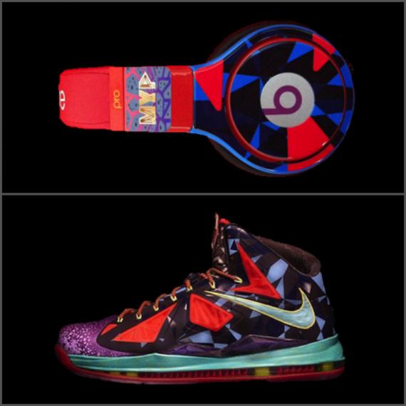 separation shoes 90714 71dcb lebron mvp beats by dre headphones