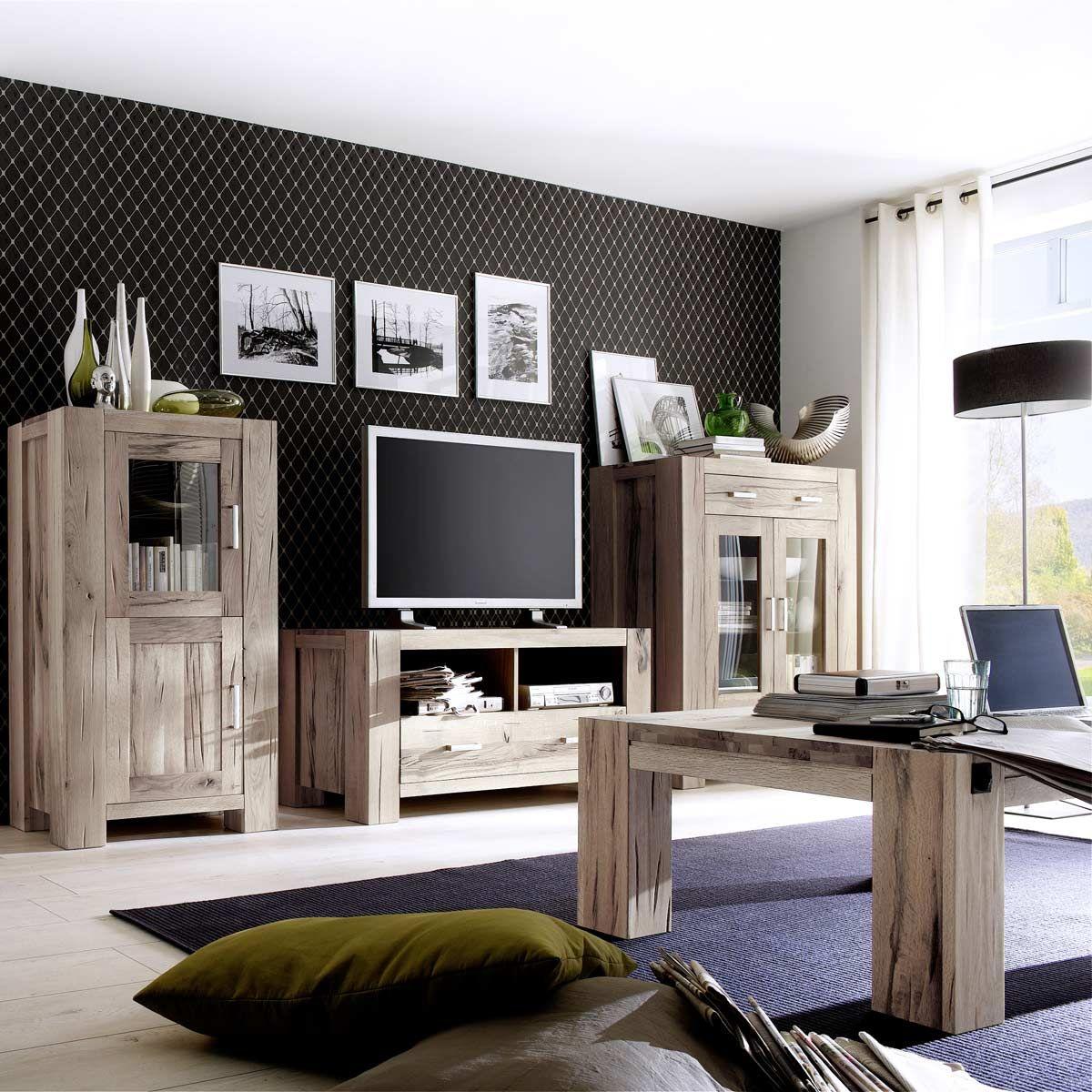 Die Möbelserie Braxton zeigt #Massivholzmöbel als unverwechselbare ...