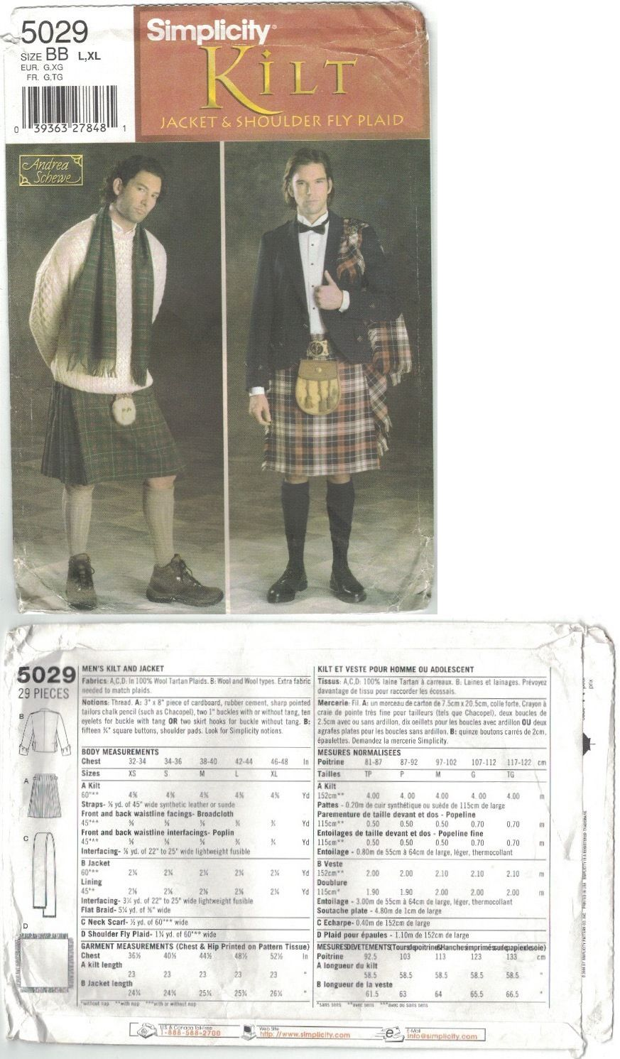 Kilt Sewing Pattern Amazing Decorating Ideas