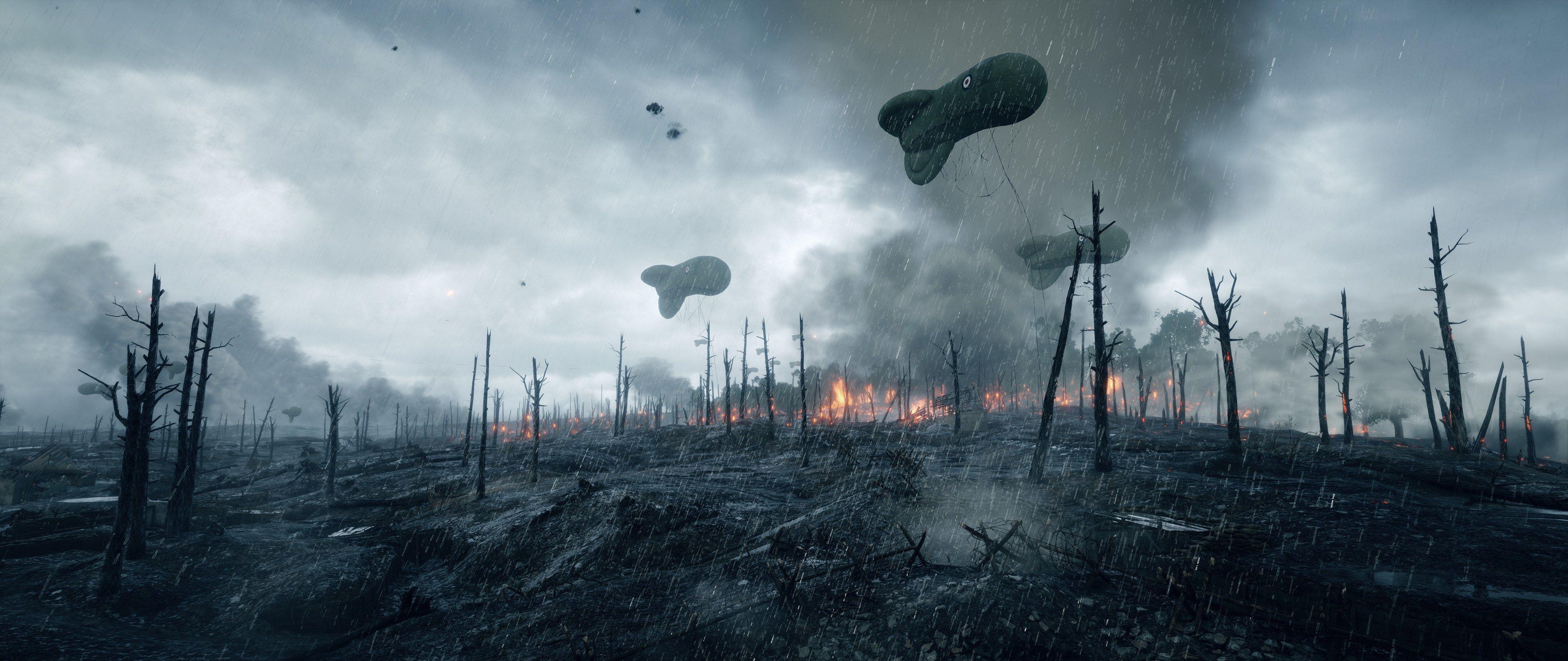 4k Battlefield 1 Hd Wallpaper 3840x1620 Battlefield 1