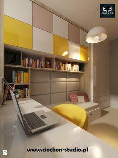 Pokój dla dziewczynki - zdjęcie od Ciochoń - Studio - Pokój dziecka - Styl Nowoczesny - Ciochoń - Studio