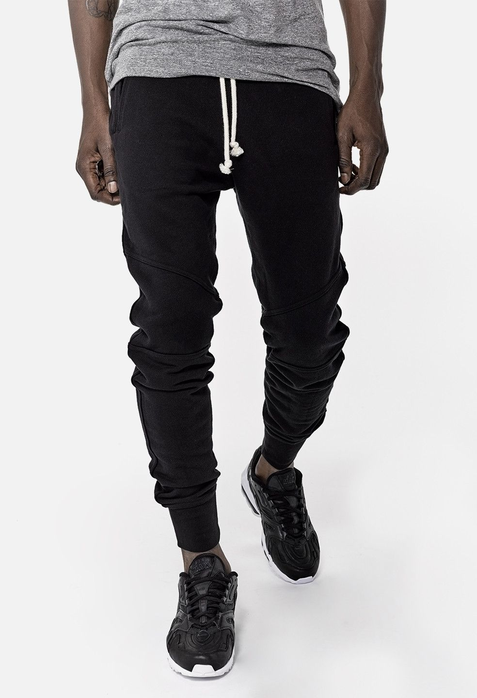 Escobar Sweatpants   Black - JOHN ELLIOTT  8d8545485bf5f