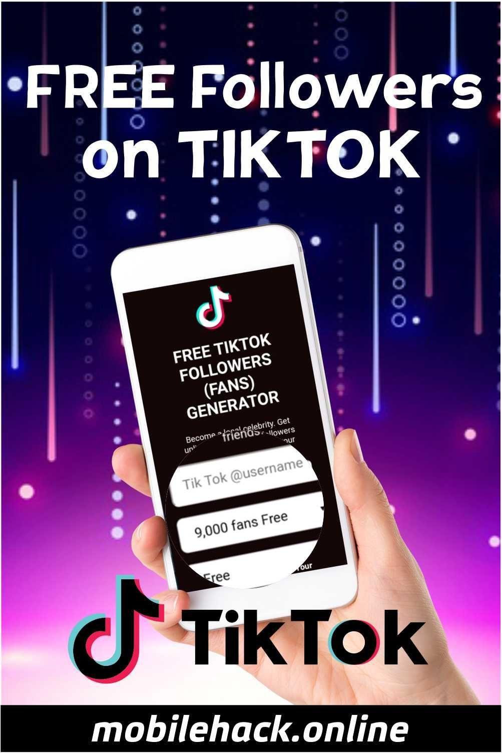 Free followers on tik tok in 2020 free followers how to