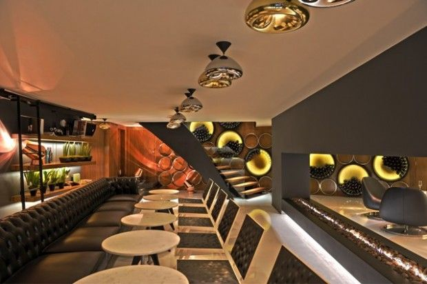 Image Detail For Braai Restaurant And Lounge By Bachir Nader