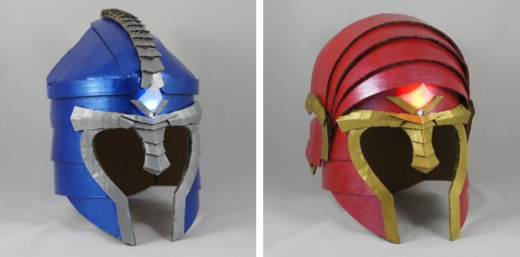 Crafteeo helmets