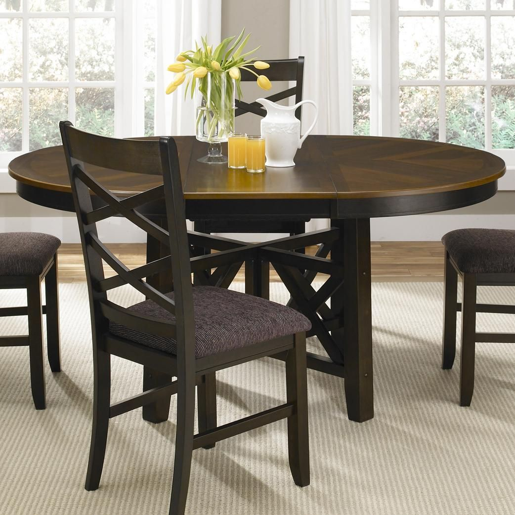 Colby Oval Pedestal Dining Table By Liberty Furniture