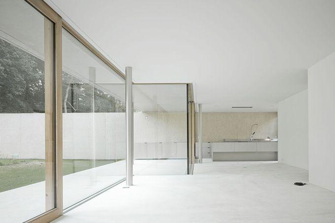 Atrium Villas Upper Alpgut 1 in Winterthur - Peter Kunz Architecture