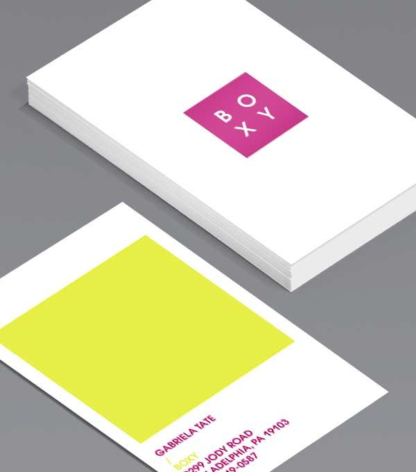 Browse Business Card Design Templates | MOO (United States ...