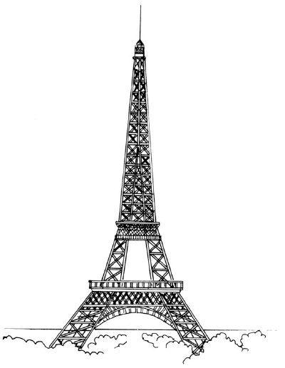 Comment Dessiner La Tour Eiffel En 5 Etapes Faciles Tour Eiffel