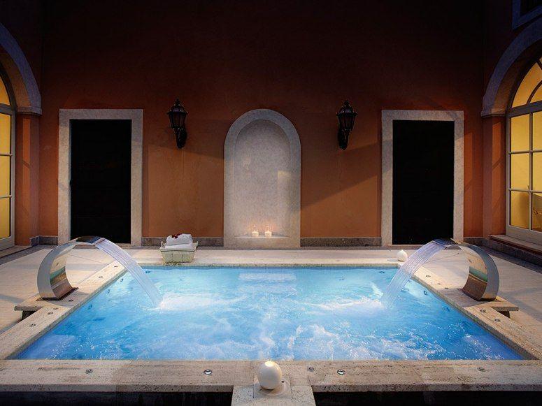 Yhi Wellness Spa Gran Melia Rome Villa Agrippina The Best New