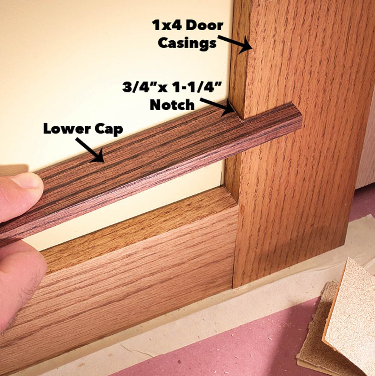 How To Install Craftsman Window Trim And Craftsman Door Casing Craftsman Window Trim Craftsman Windows Craftsman Door