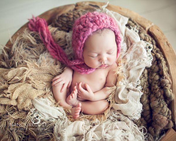 lilian.grace: newborn photographer feature | Nancy Alcott Photography