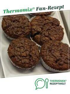 Gefullte Nutella Muffins Rezept Thermomix Pinterest Backen
