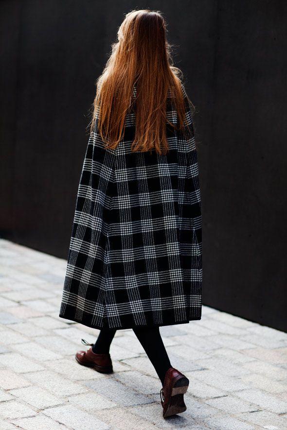 Woman on Street – London