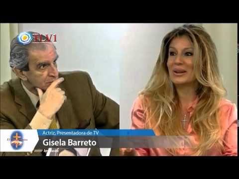 """Gisela Barreto: """"Mi vida cambió en el Santuario de la Virgen de Medjugorje"""""""