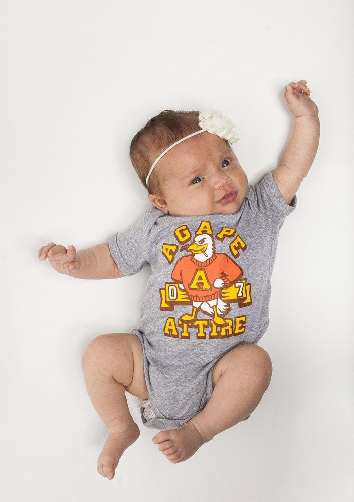 Mascot Baby One Piece