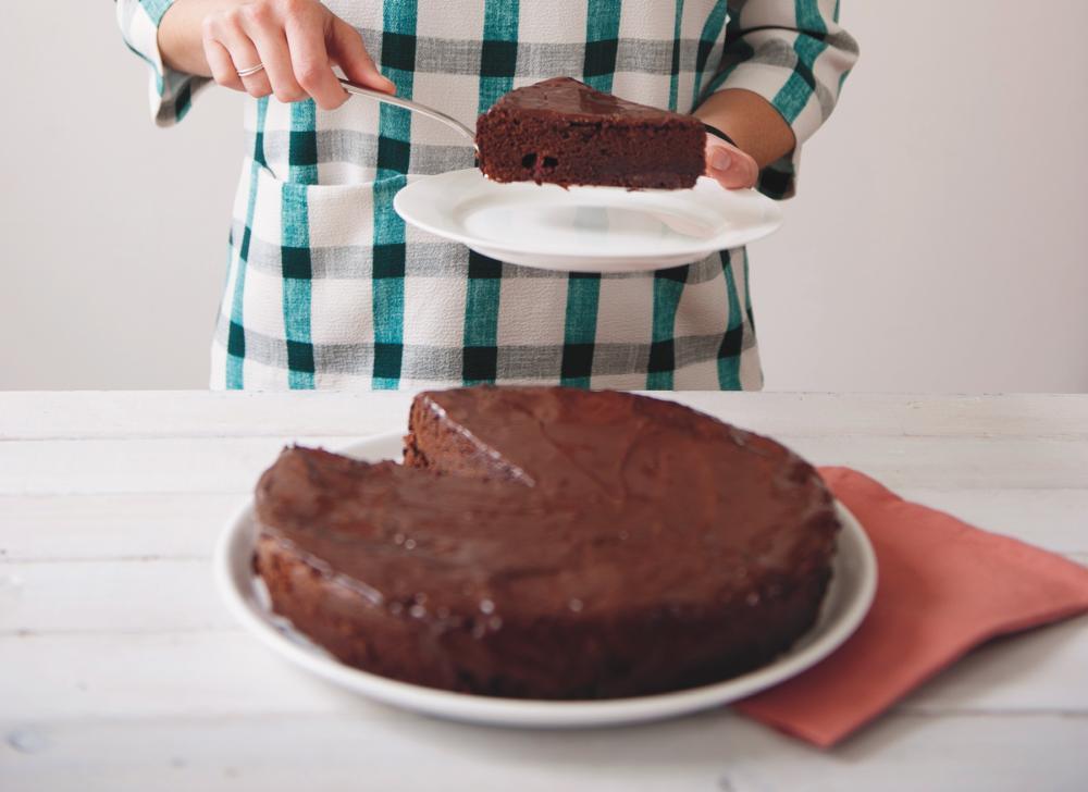 De ultieme chocoladecake