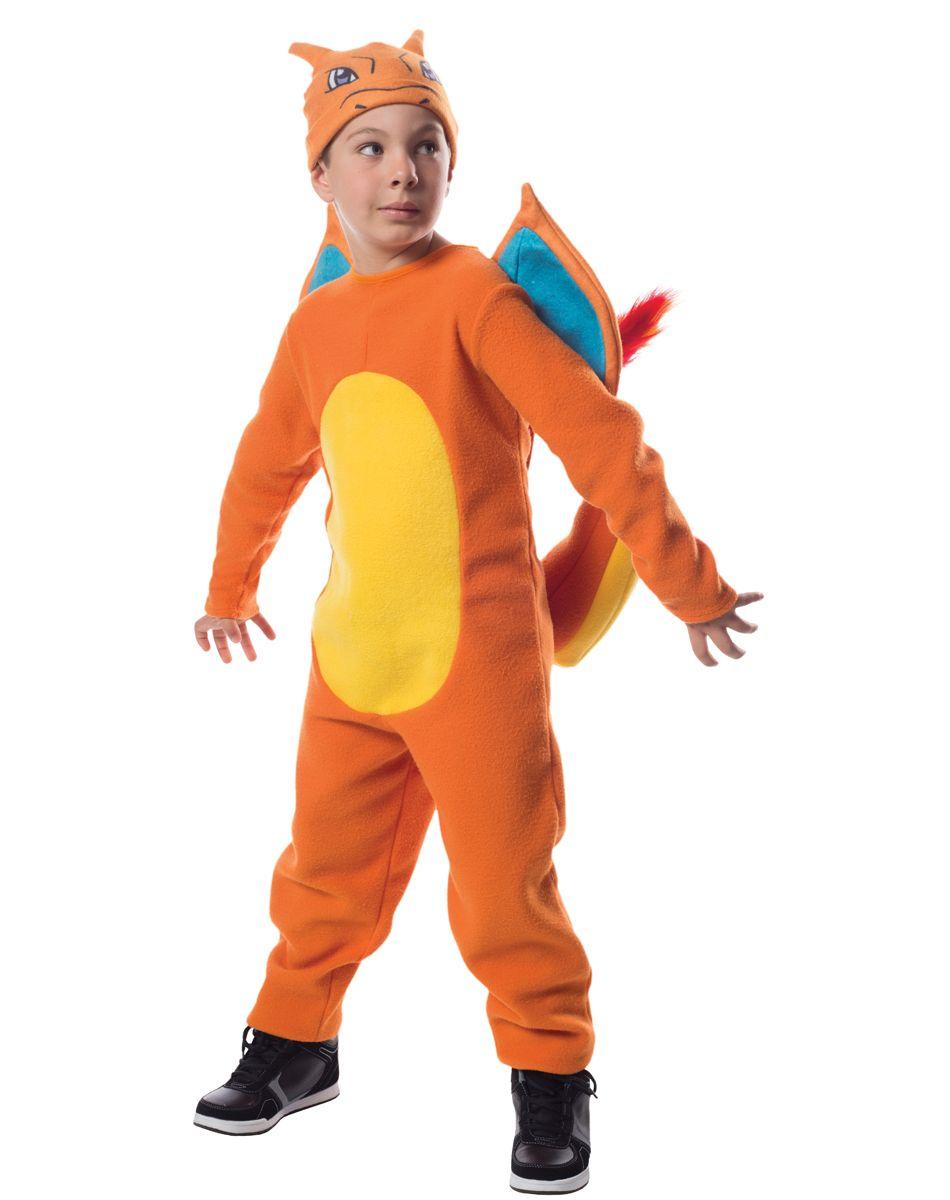 Pokemon Charizard Child Costume exclusively at Spirit Halloween ...