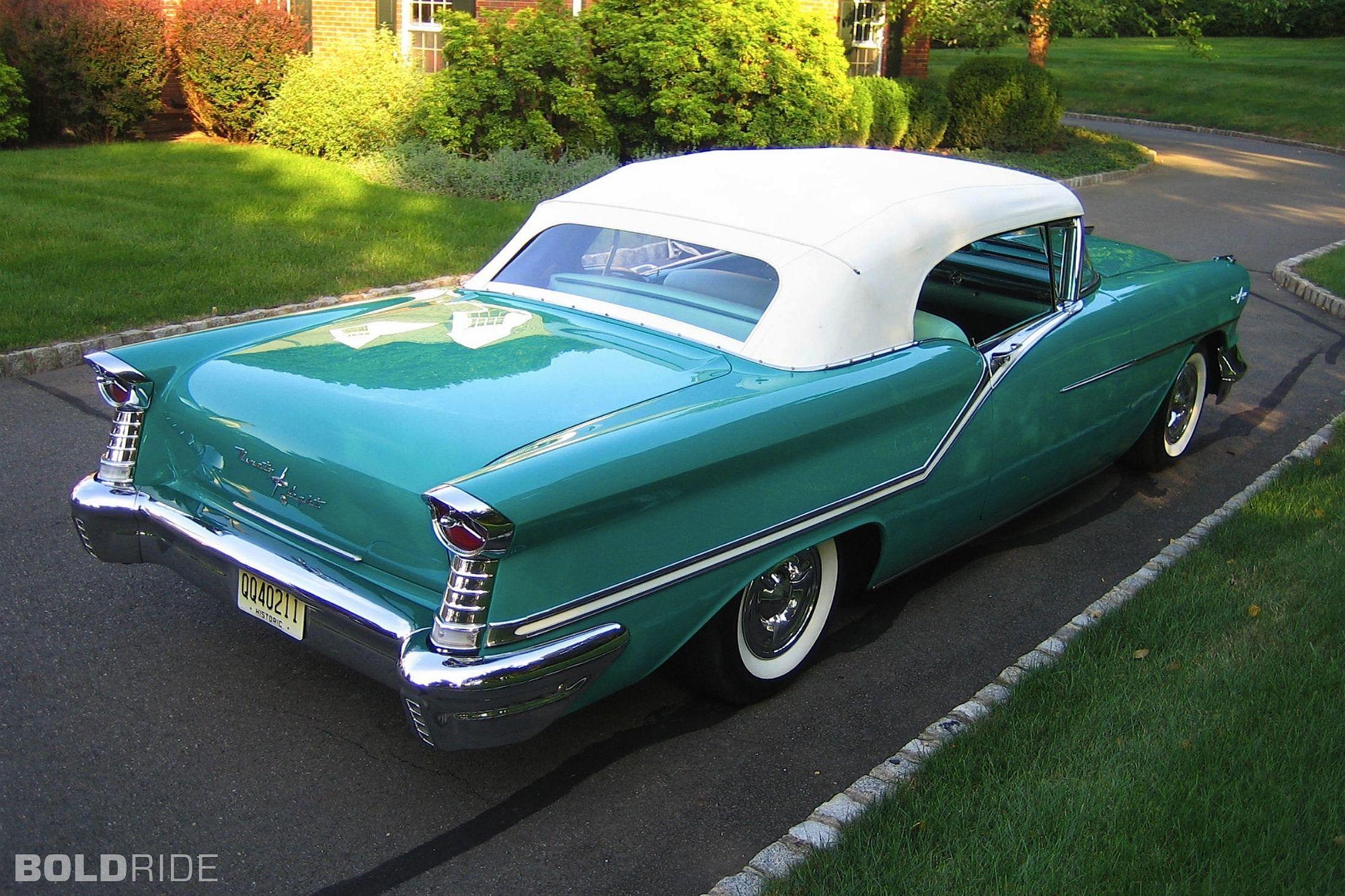 57 Olds 98 Starfire Convertable Oldsmobile Pinterest