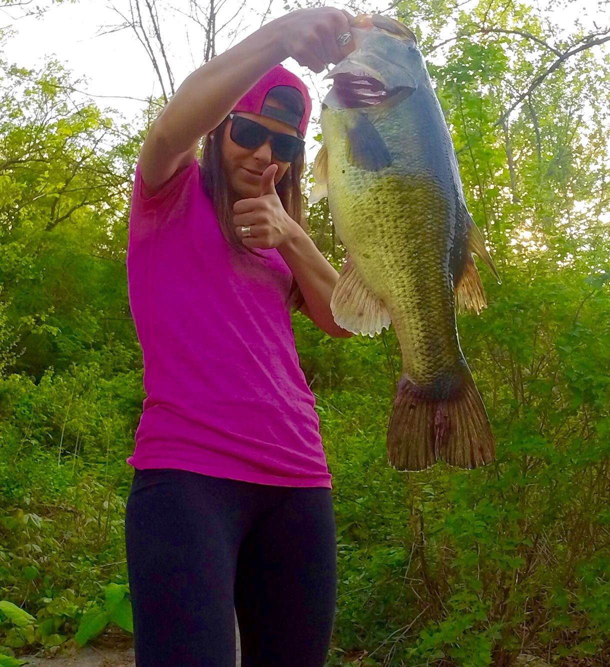 Susquehanna river bass fishing - biggest bass ever for me