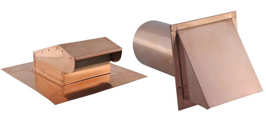 Copper Vent Hoods Copper Wall Vents Copper Wall Copper Hood Vent Wall Vents
