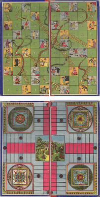Free Images, Snakes and Ladders Game