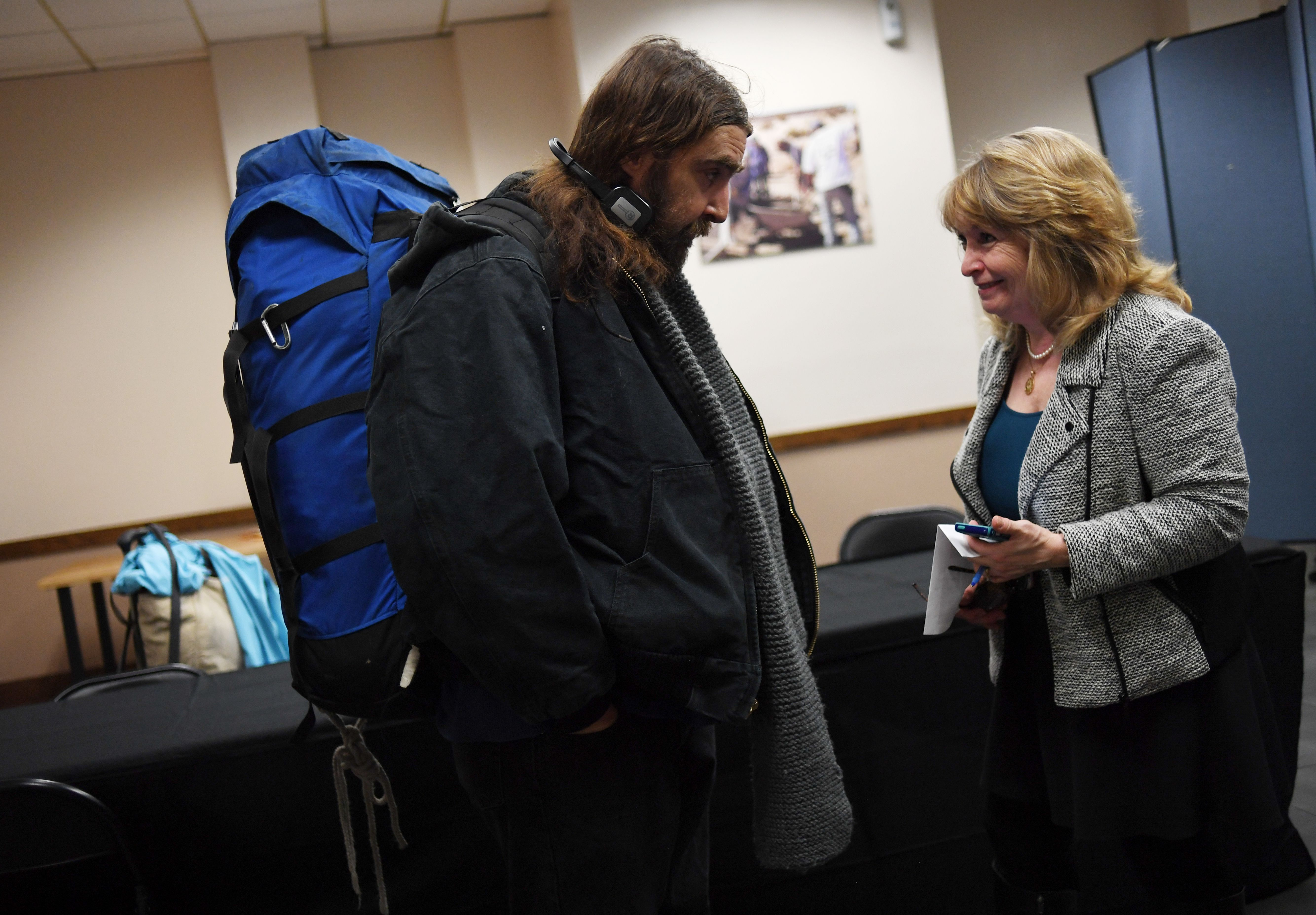 New Homeless Outreach Court Meets People Where They Are At Denver Rescue Mission Meeting People Helping The Homeless Human Services
