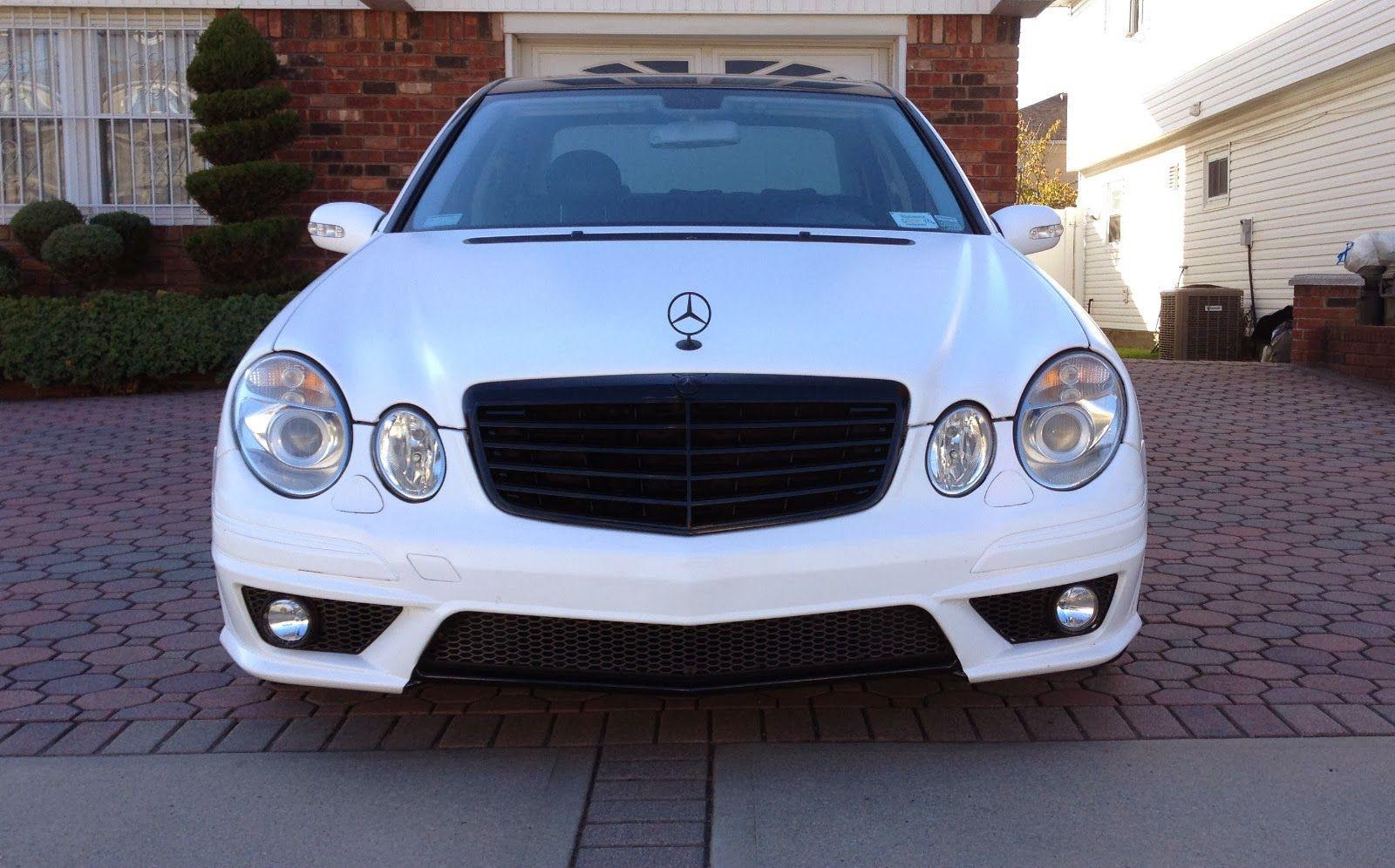 All Types 2003 benz e320 : Mercedes-Benz E320 (W211) - E63 AMG LOOK - #mbhess #mbtuning ...