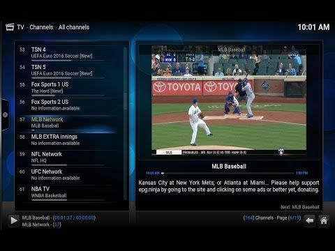 Get 1000+ Live IPTV Channels For #Kodi #Xbmc #Spmc With The