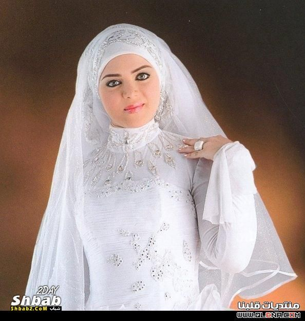 صور فساتين زفاف محجبات 2014 صور فساتين افراح 2014 صور فساتين اعراس 2014 Dresses Hijab Wedding Dresses Model Dress