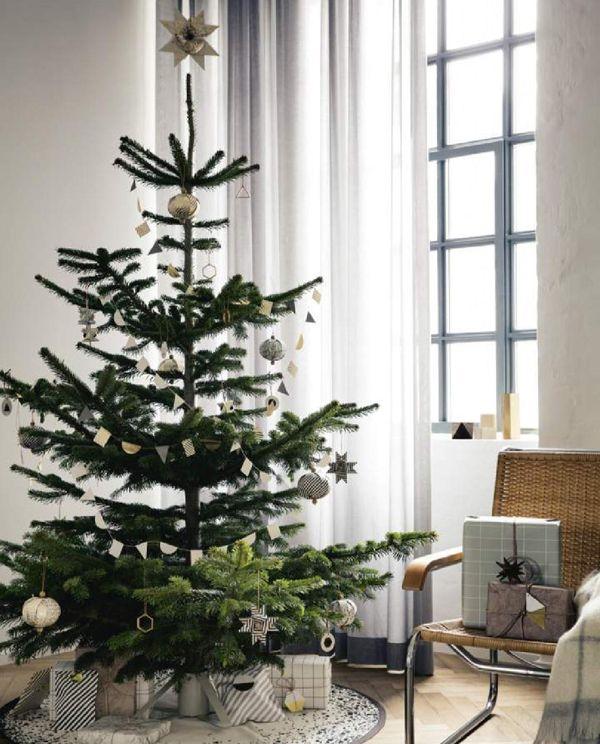40 idées de décoration de Noel au style scandinave | Noël ...