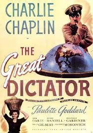 Il grande dittatore - Film U.S.A del 1940 diretto, prodotto e interpretato da Charlie Chaplin con Jack Oakie, Charles Chaplin, Paulette Goddard, Henry Daniell