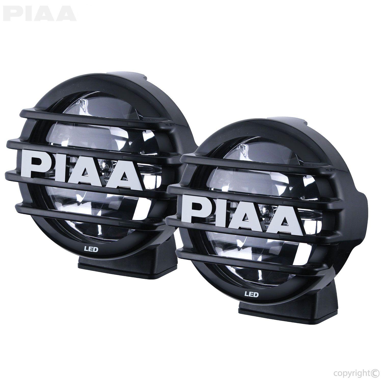 Piaa Lp550 Led White Driving Beam Kit 5572 Led Driving Lights Led Driving Safety
