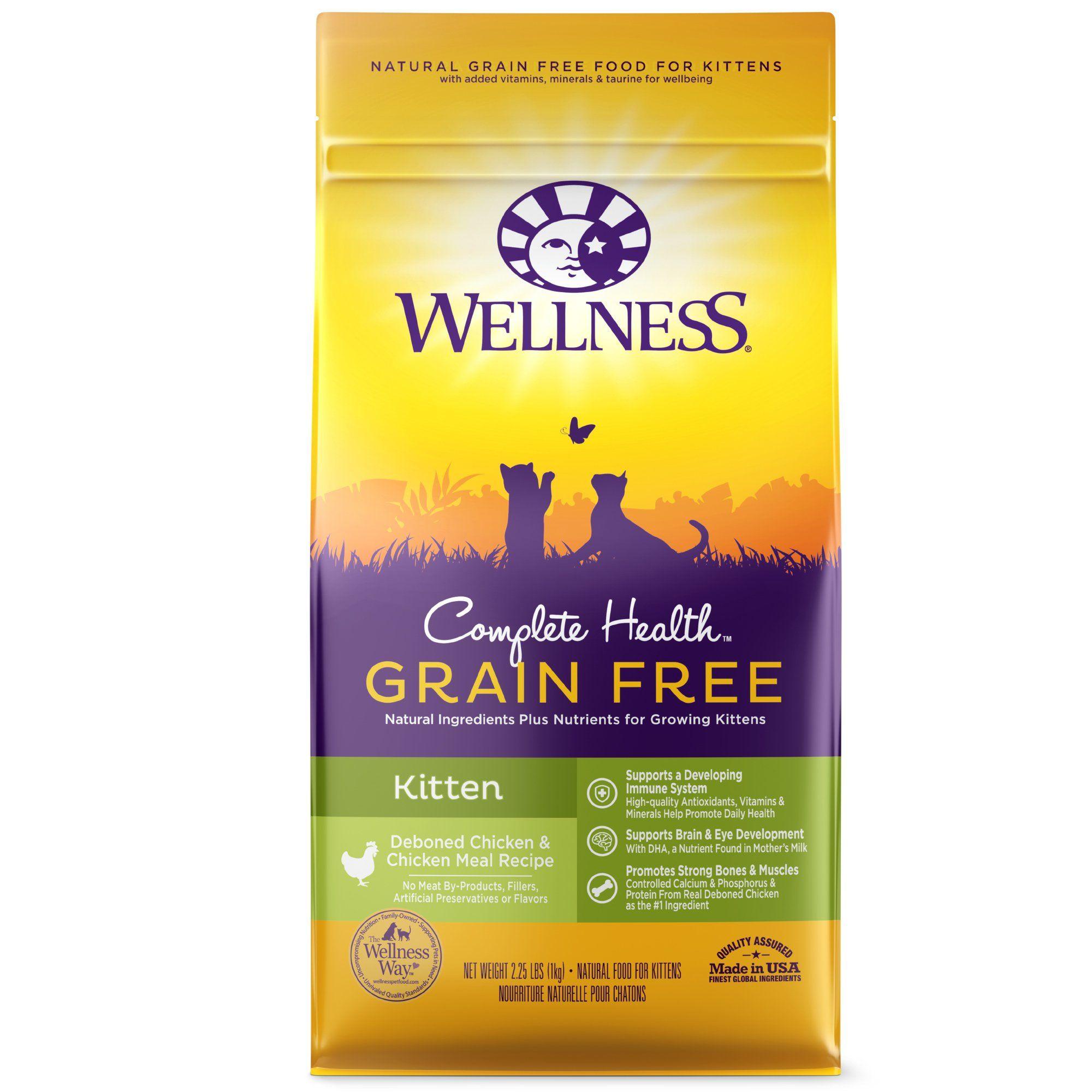 Wellness Complete Health Natural Grain Free Deboned Chicken