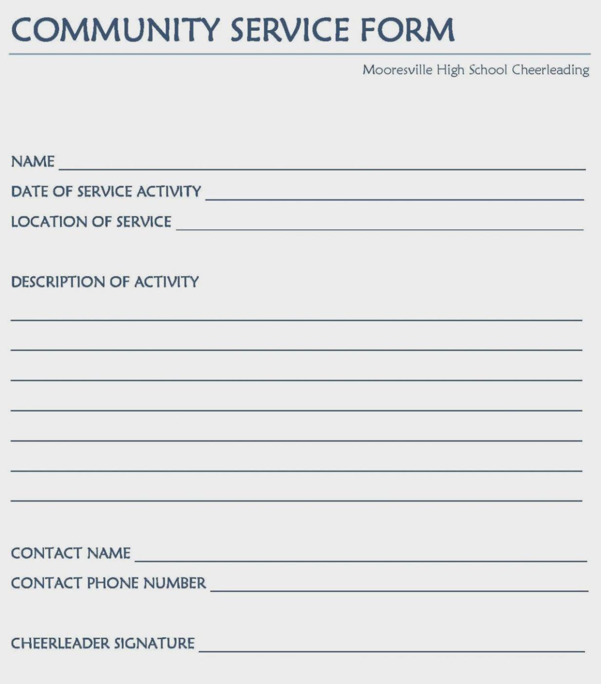Essay on community service in high school